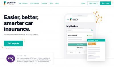 Poncho Insurance - Success Raw Studio