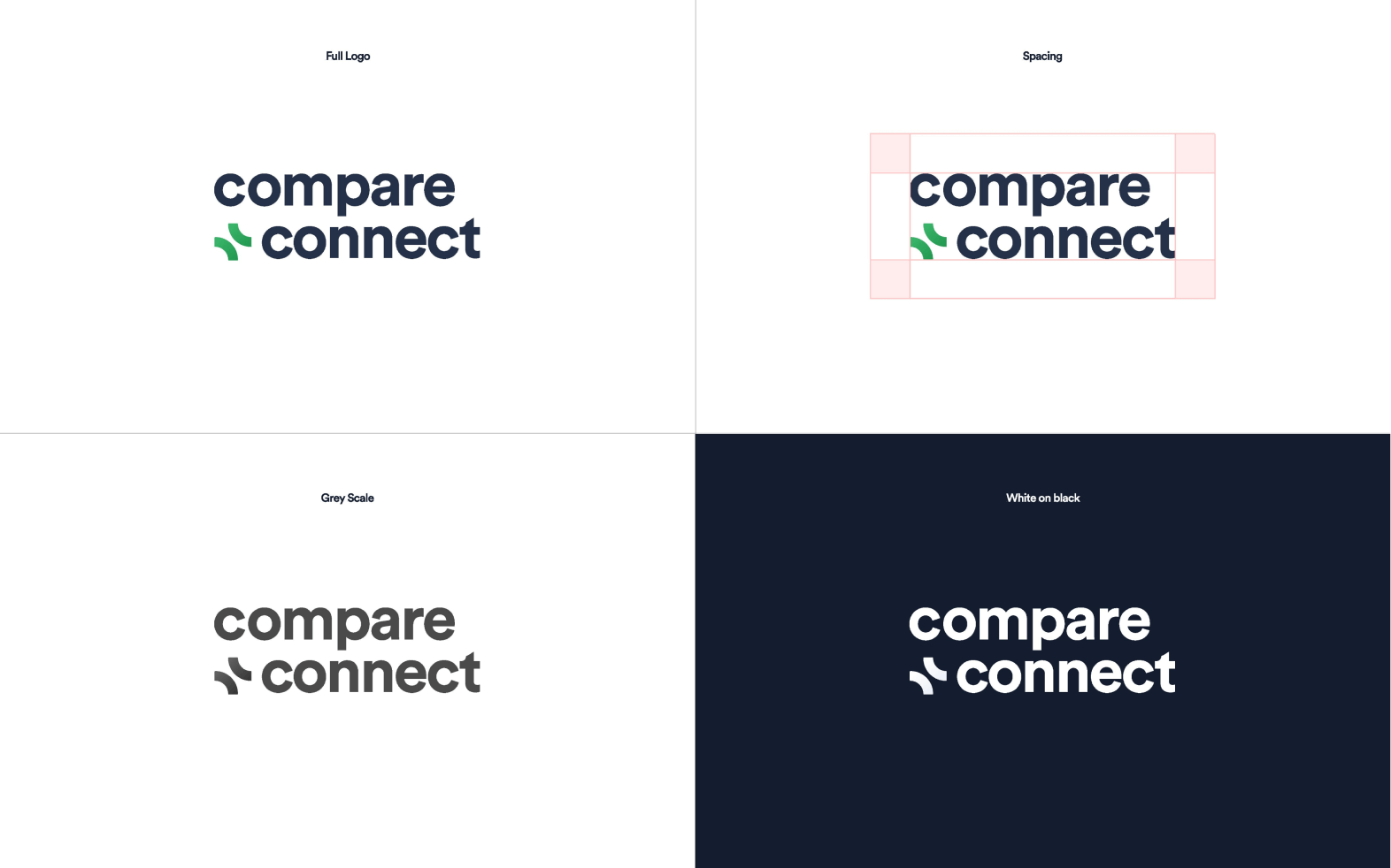 Compare and Connect Branding