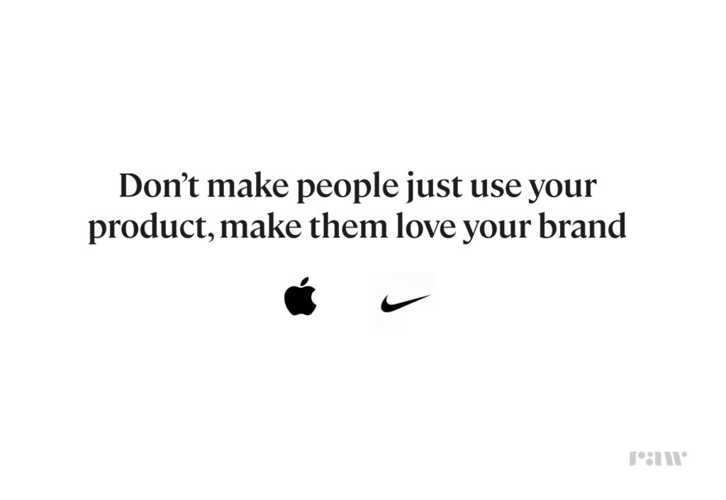 raw branding quote - Raw.Studio